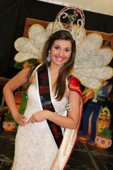 Zwolle Tamale Fiesta Queen - 2012