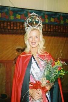 Zwolle Tamale Fiesta Queen - 2006