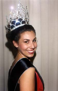 Zwolle Tamale Fiesta Queen - 2001